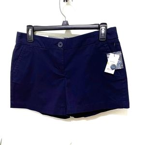"""Crown and Ivy 5"""" Short Shorts"""